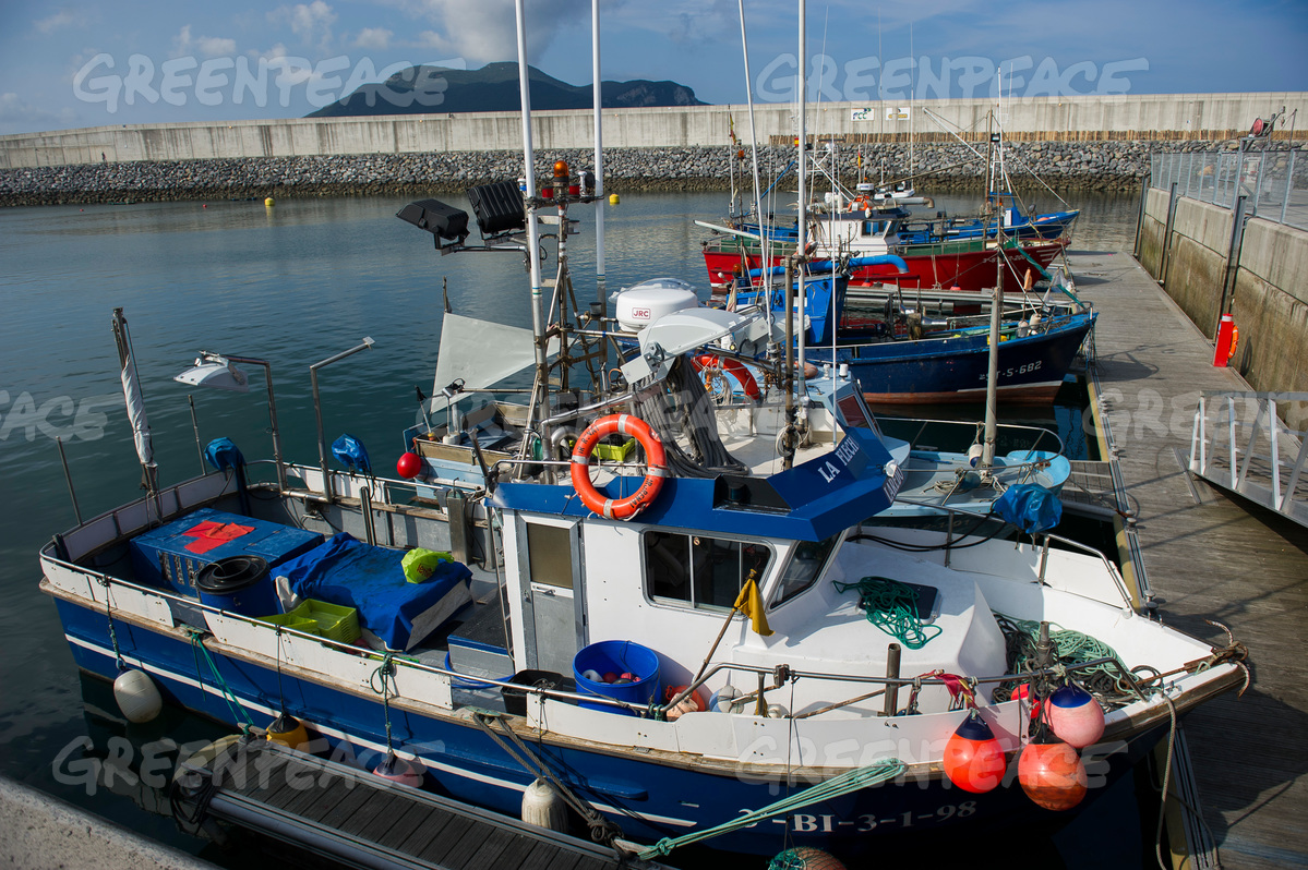 Artisanal Fisheries in Cantabria