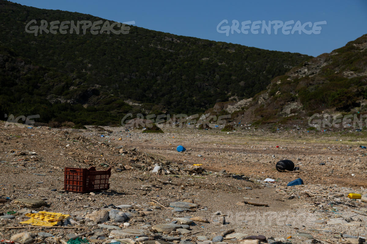 Revisiting Beaches after Clean-up in Greece