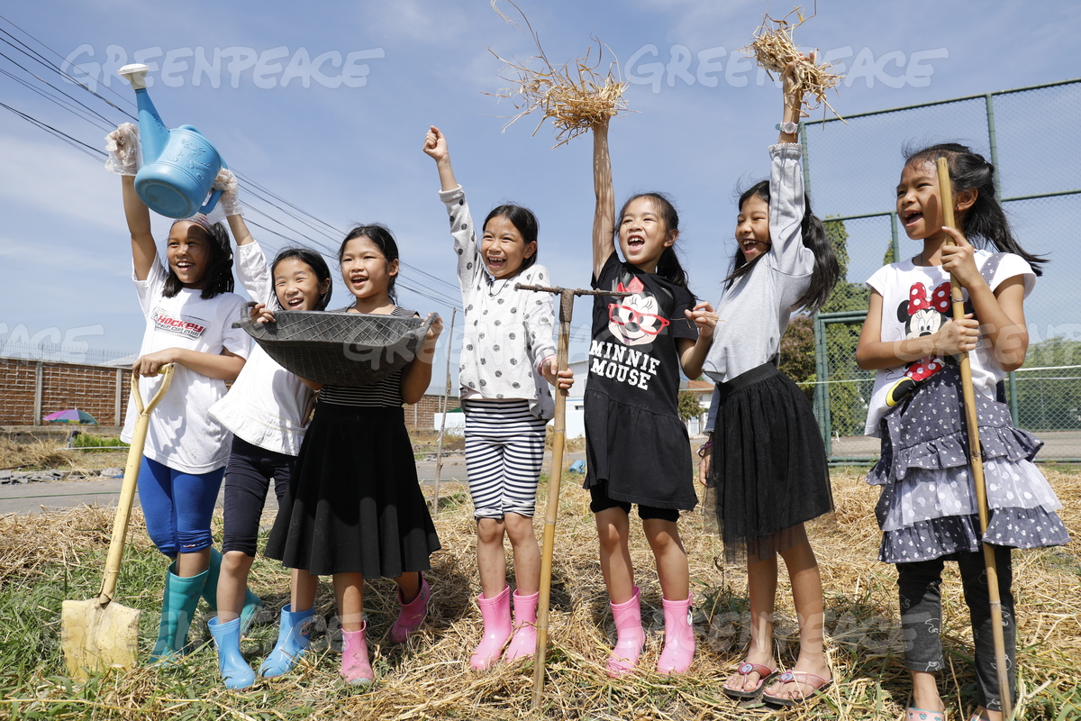 'We Grow' Project Preparation in Thailand