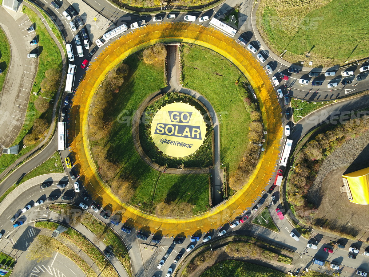 Solar Action in Luxembourg
