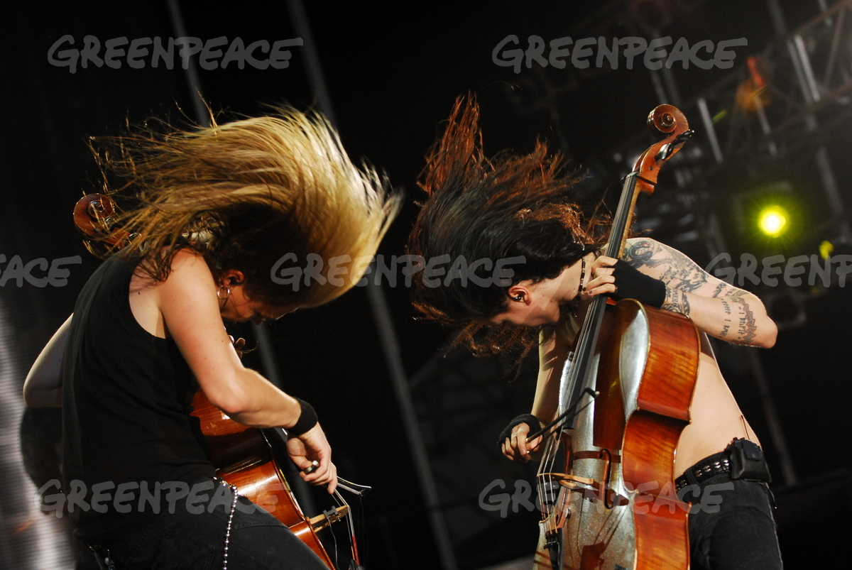 Apocalyptica at Rock In Rio