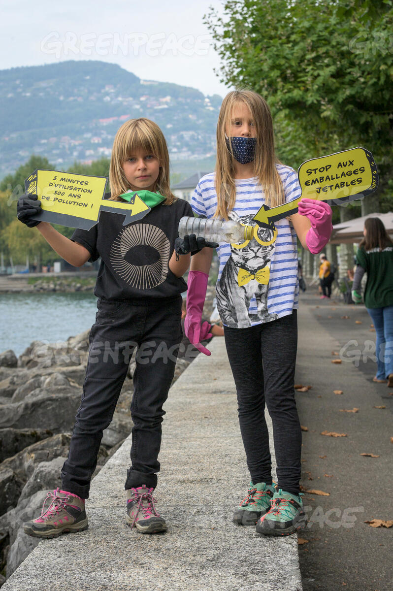 World Cleanup Day 2020 in Vevey