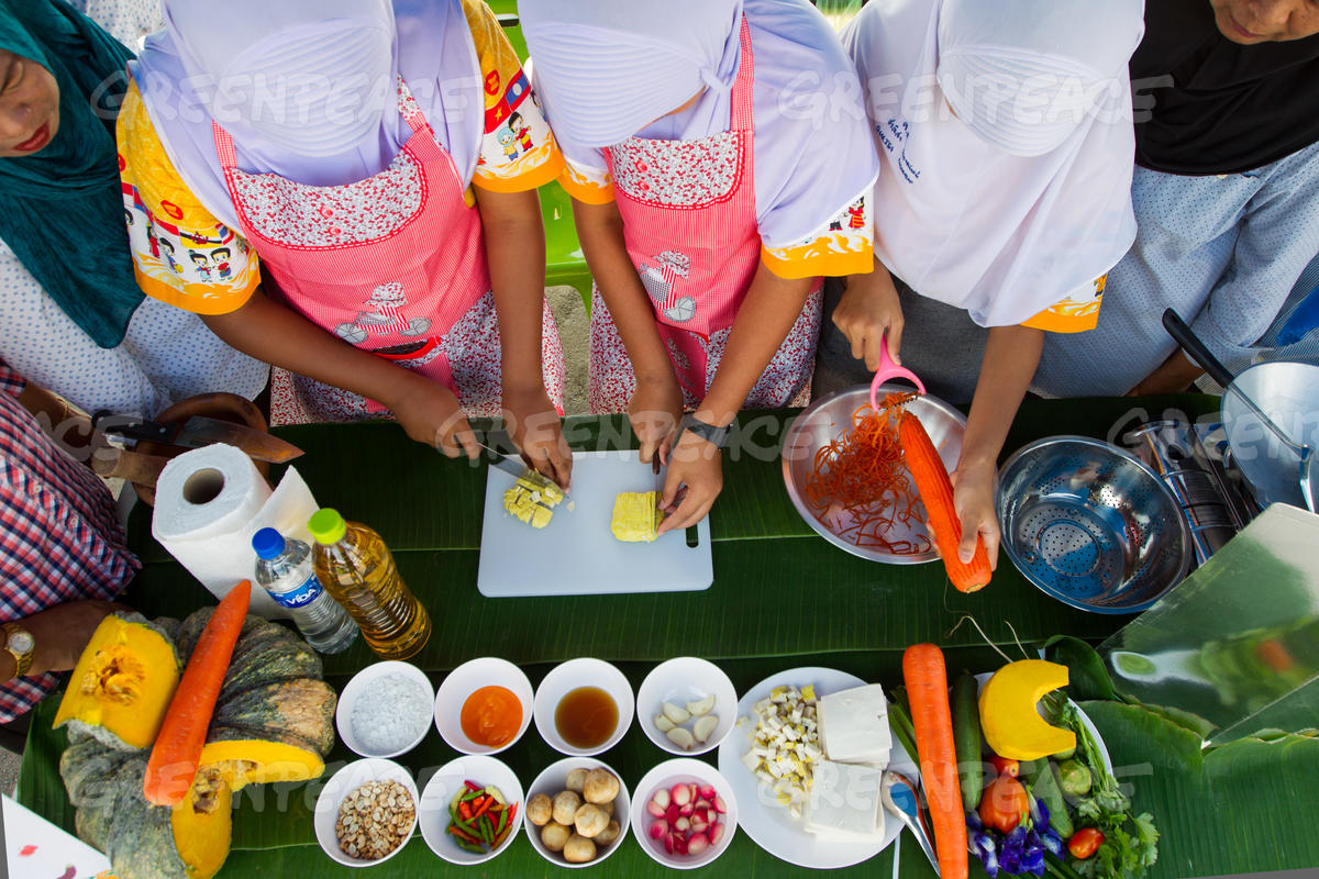 World Meat Free Day Event in Phuket