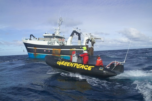 Trawling Documentation in the Pacific Ocean