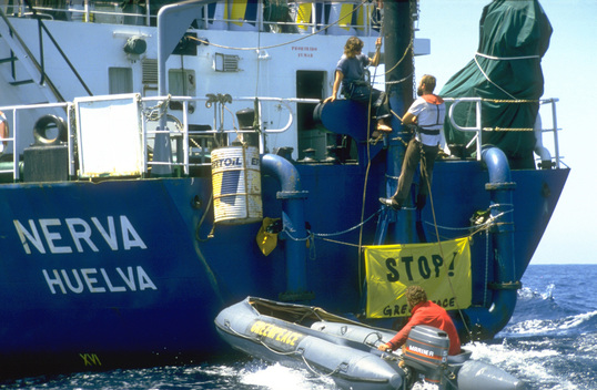 Action against Spanish Dumpship Nerva in Gulf of Cadiz