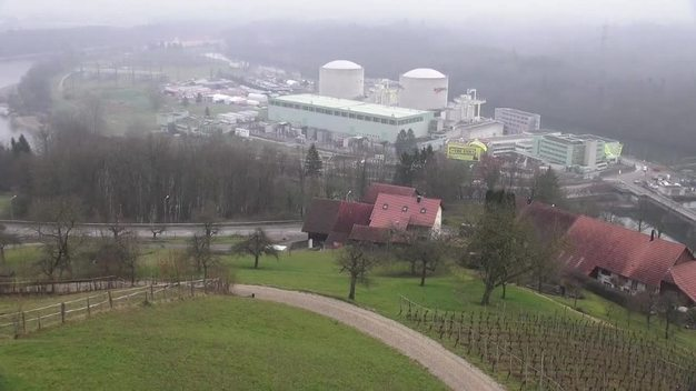Action at Beznau Nuclear Power Plant