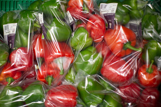 Fruit and Vegetables Plastic Packaging