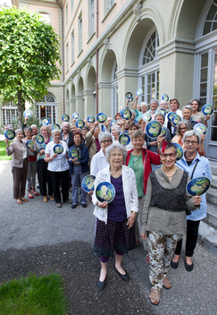 Extraordinary General Assembly of the Senior Women in Bern for Climate Protection