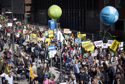 Global Climate Strike in Cologne