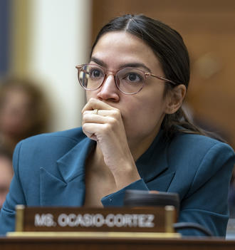 Alexandria Ocasio-Cortez at House Hearing on Consumer Abuses