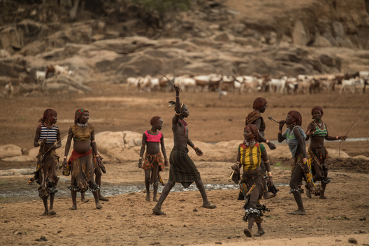 Indigenous People in the Omo Valley, Ethiopia