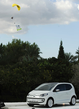 Action against Volkswagen on Ibiza