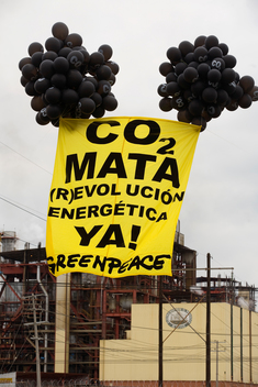 Climate Action at Salamanca Thermoelectric Plant