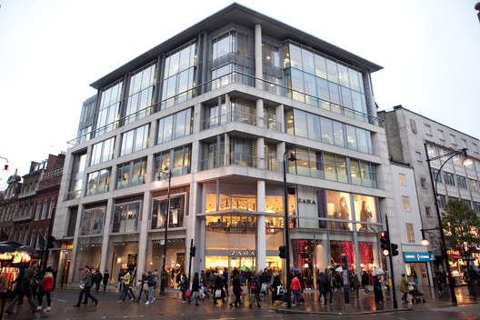 Zara Store in London