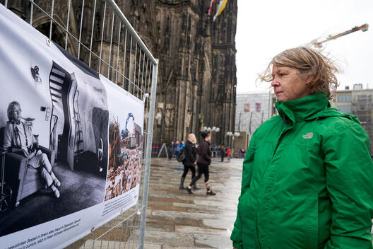 Photo Exhibition in Cologne on the Rhenish Lignite Mining Area