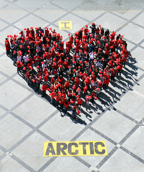 'I Love Arctic' Day of Action in Chile