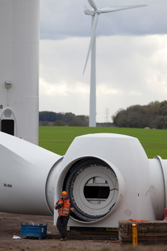 Construction of New Wind Turbines in UK