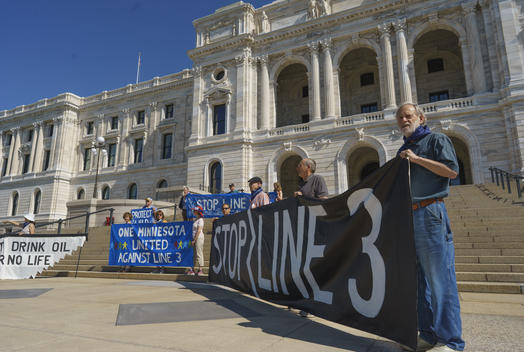 Line 3 Petition to Governor Walz in Minnesota