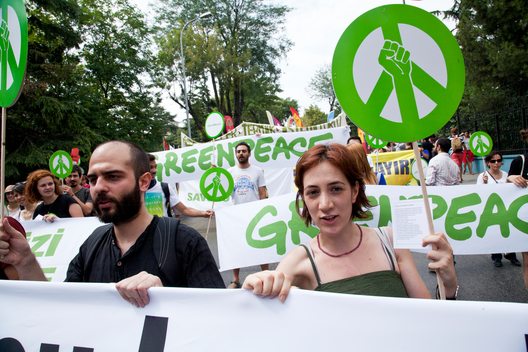'End the Age of Coal' Day of Action in Turkey