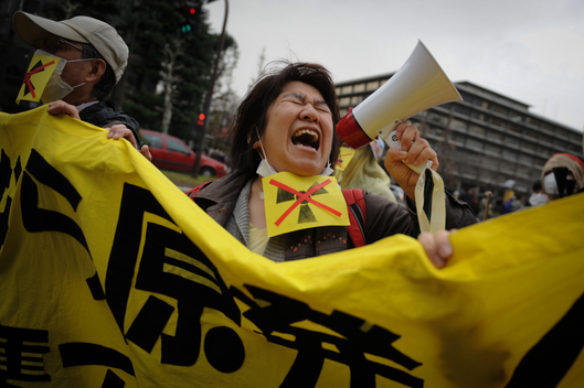 2nd Anniversary of Fukushima Disaster and Accountability Protests