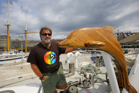 Less Plastic More Mediterranean - Rainbow Warrior III in Croatia