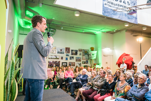 First Edition of Greenpeace University on Climate Change in Amsterdam