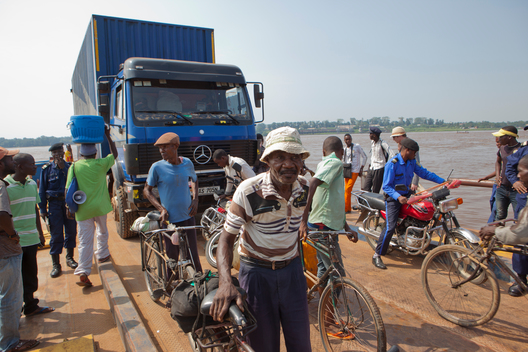 Crossing the River Congo