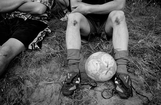 Football Match - Chernobyl Victims Documentation (Ukraine and Belarus)