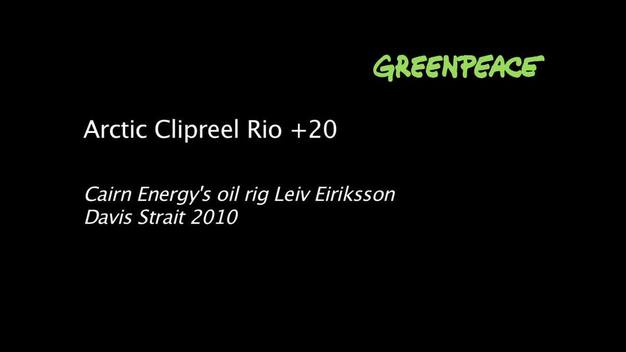 Rio+20 Earth Summit - Arctic Clipreel