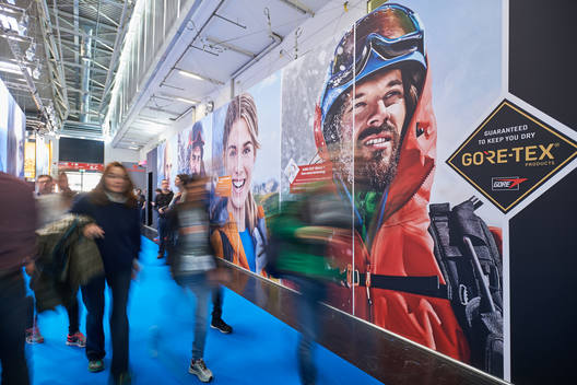 ISPO Outdoor Trade Show in Germany