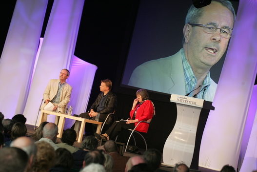 War and Peace Debate at Hay Festival UK