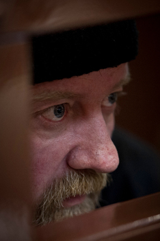 Paul D. Ruzycki Bail Hearing at Court in Murmansk
