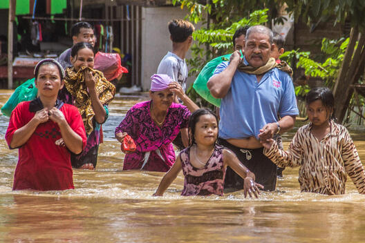 Floods in South Kalimantan