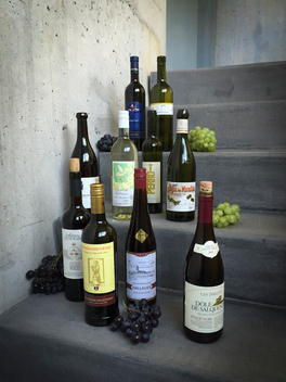 Pesticides in Swiss Wines