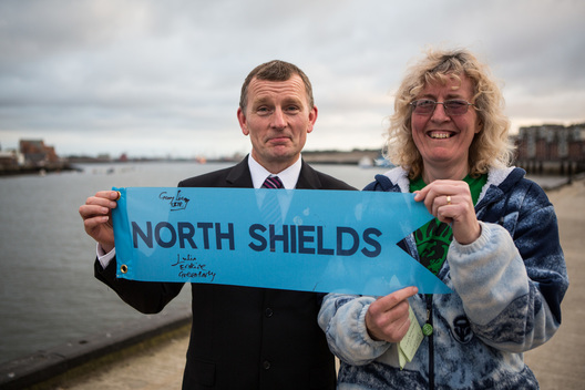 North Shields UK Boat Tour Event