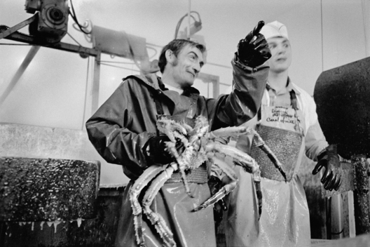 Crab Cannery - Voyage Documentation (Vancouver to Amchitka: 1971)