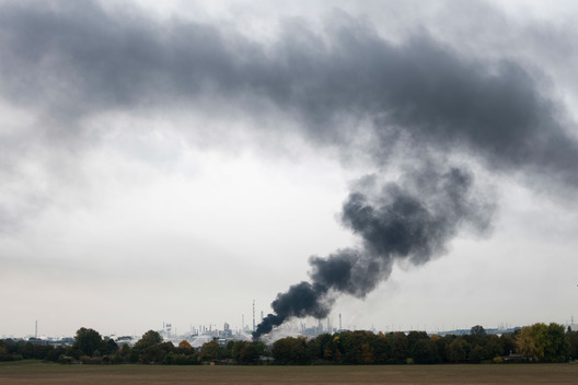 Chemical Spill at BASF Ludwigshafen