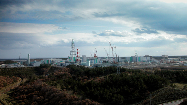 Nuclear Action Rokkasho-Mura Reprocessing Plant in Japan