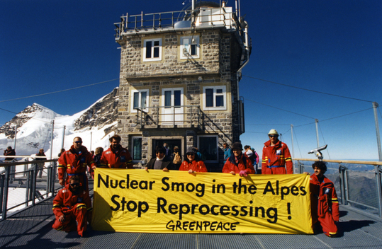 Nuclear Action in Grindelwald