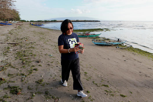 Plastic Waste Documentation in Dumaguete, Philippines