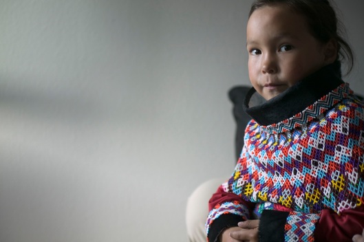 Charlotte Johansen Sews a Greenlandic National Dress