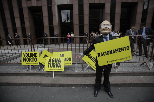 Action against Unfair Water Charges in Sao Paulo