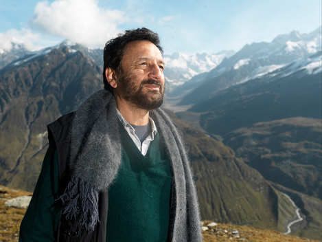 Shekhar Kapur on the Himalayas