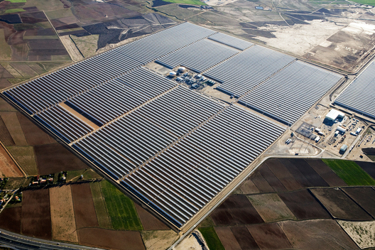 Andasol Solar Power Station in Spain