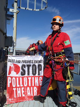 Climate Action on Asheville Coal Plant in US