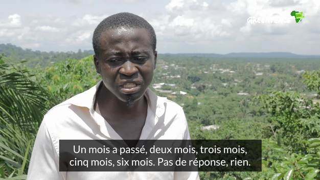 SGSOC: Ex Workers Abused - Web Video (French Version - Cameroon CTA)