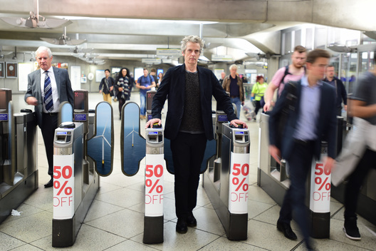 Actor Peter Capaldi Launches Offshore Wind Campaign in UK