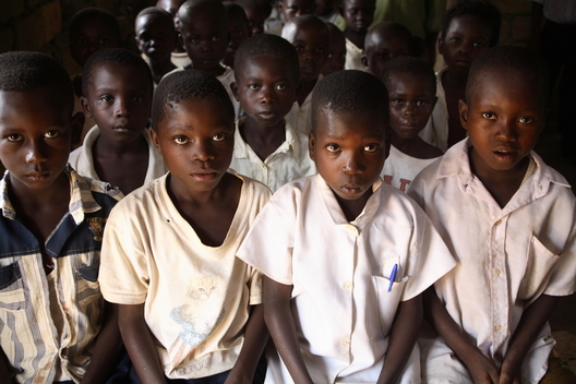 Students in School in Congo