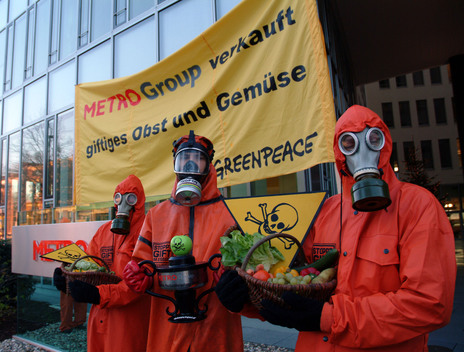 Action against Pesticides in Germany