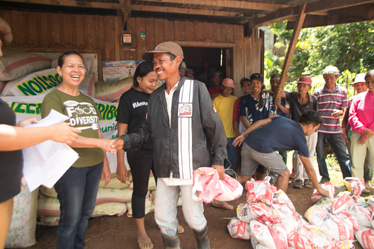 Ecological Seeds Response in Maguindanao